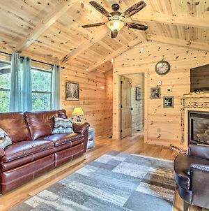 Cozy Cabin With Hot Tub&Deck In Hocking Hills! photos Exterior