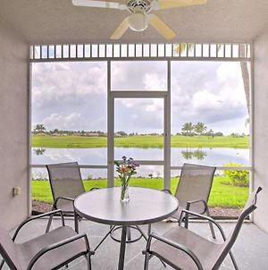 Lely Resort Condo W/Golf Course & Pool Access photos Exterior