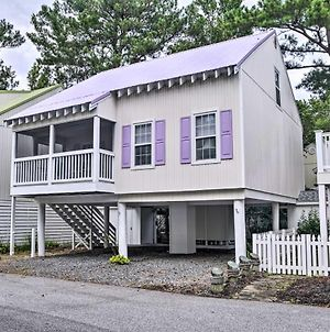 Bethany Beach Cottage W/Porch 400Yds To Beach photos Exterior