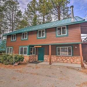 Tahoe Woodsy Retreat With Hot Tub - Walk To Lake! photos Exterior