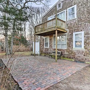 Spacious East Falmouth House - Walk To Great Pond! photos Exterior