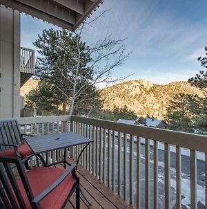 Remote Estes Park Mountain Condo - Rockies 2 Miles photos Exterior