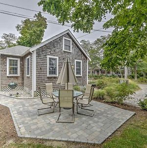 Eastham Cottage With Backyard-100 Yards To The Bay! photos Exterior