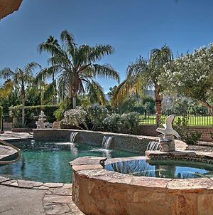 Desert Oasis On Golf Course With Private Pool & Spa! photos Exterior