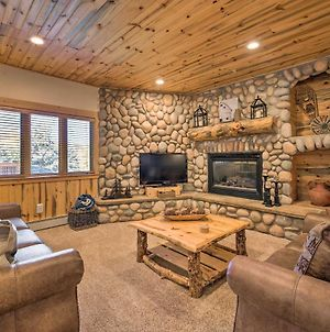Rustic Ski Condo With Balcony Less Than 1 Mile To Canyons photos Exterior