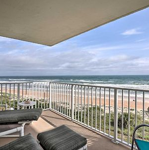 Oceanfront Retreat With Pool Steps From Ormond Beach! photos Exterior