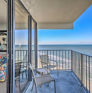 Oceanfront Oasis With Deck And Resort Beach Access! photos Exterior