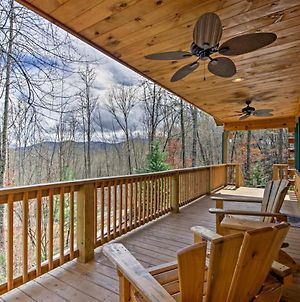 Cozy Bryson City Cabin - 2 Miles To Downtown! photos Exterior