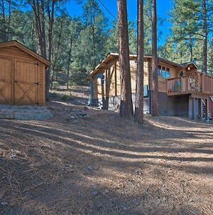 Casa Lea 5-Star Log Cabin With Community Amenities! photos Exterior