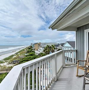 Oceanfront Surfside Beach Condo - Steps To Beach! photos Exterior