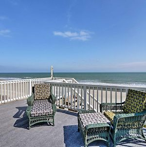 Oceanfront 'Lee Cottage' - 4 Miles To Marsh Walk! photos Exterior