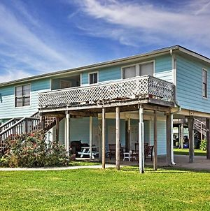 Galveston House Minutes From Beach With Pool Access! photos Exterior