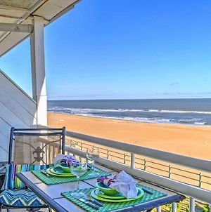 Oceanfront Virginia Beach Studio With Community Pool photos Exterior