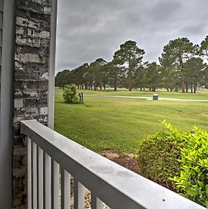 Charming Myrtle Beach Condo On Golf Course! photos Exterior