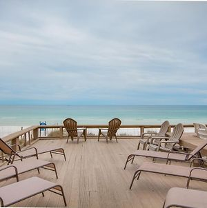 Oceanfront Destin Townhouse With Private Beach Access photos Exterior
