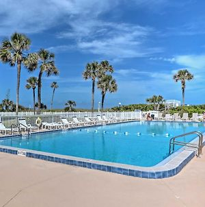 Oceanfront Cocoa Beach Condo With View -Walk To Pier! photos Exterior