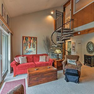 'Cajun Chalet' Mt Crested Butte Condo, Walk To Ski photos Exterior
