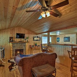 Ruidoso Lonesome Wolf Rustic Studio With Hot Tub! photos Exterior
