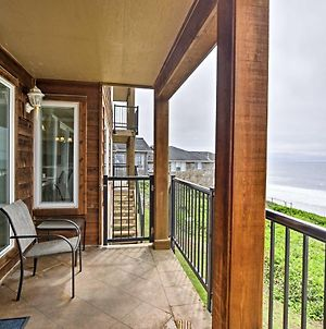 Beachfront Condo With Patio And Views - Walk To Shore! photos Exterior
