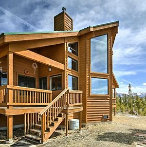 Grand Lake Home On About 9 Acres With Lake Granby Views! photos Exterior