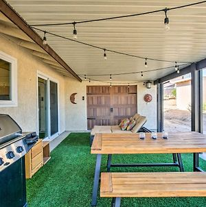 Rustic Home With Grill And Views - 4 Mi To Joshua Tree! photos Exterior