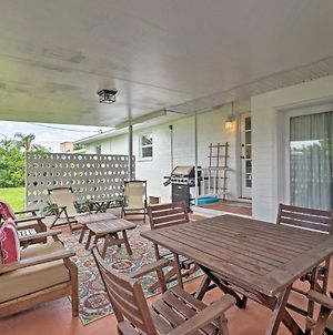 Chic Ormond Beach Cottage With Patio - Walk To Ocean photos Exterior