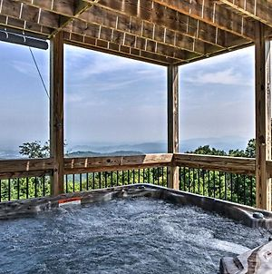 Haus Of The Rising Sun Gatlinburg Cabin With Views! photos Exterior