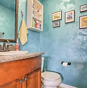 Vibrant Pacific Beach Townhome -10 Min Walk To Bay photos Exterior