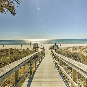 Panama City Townhome With Shared Pool-Steps To Beach! photos Exterior