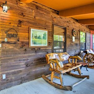 'Stormy Ridge' Cabin With Hot Tub By Broken Bow Lake! photos Exterior