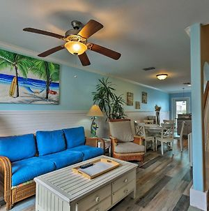 Port Aransas Condo With On-Site Pool - Walk To Beach! photos Exterior