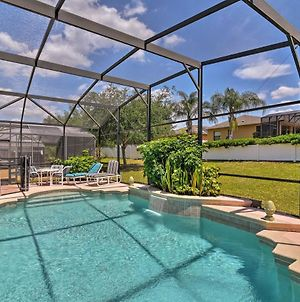 Spacious Davenport Family Home With Private Pool! photos Exterior