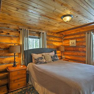 Grand Lake Cabin With Direct Access To Rocky Mtn Np! photos Exterior