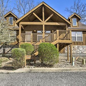 Cozy Branson West Cabin With Clubhouse-10 Min To Sdc photos Exterior