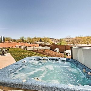 La Verkin House With Hot Tub - 30 Mins To Zion! photos Exterior