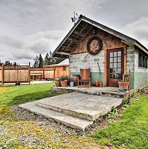 Historic Brueckner Farm In Sequim 15 Min To Beach! photos Exterior
