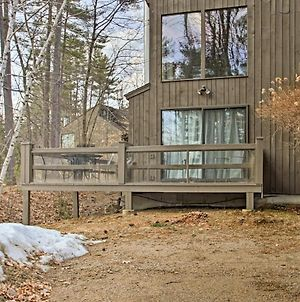 All-Season North Conway Condo With Private Hot Tub! photos Exterior
