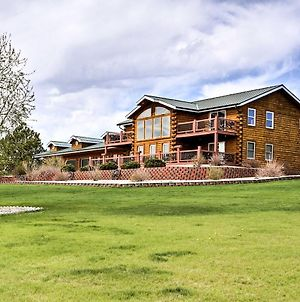 Black Hills Log Cabin With Private Pool & Game Room! photos Exterior