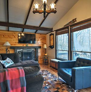 Cozy Beech Mountain Family Retreat With 2 Decks! photos Exterior