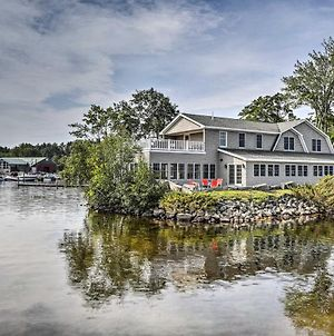 Luxe Lakefront Naples Retreat With Private Boat Dock photos Exterior
