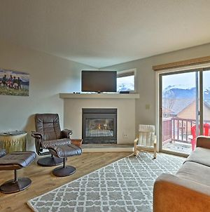 Dillon Townhome With Mtn Views, 8 Mi To Ski Keystone photos Exterior