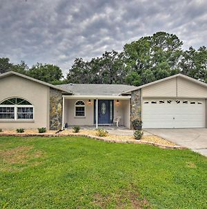 Riverfront Dunnellon Home With Private Dock - Dogs Ok photos Exterior