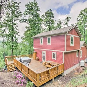 Mtn View Home With Grill 5 Mins From Blue Ridge Pkwy! photos Exterior