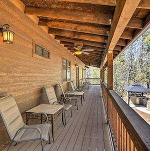 Spacious Pinetop-Lakeside Home With Hot Tub On 1 Acre photos Exterior