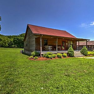 Dog Friendly Mountain View Cabin With Covered Porch! photos Exterior
