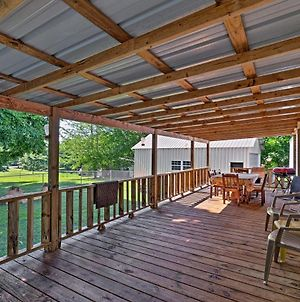 Waterloo Home With Fire Pit - Half Mi To Boat Ramp! photos Exterior