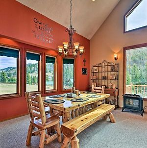 Cozy Cabin Escape With Mtn Views Near The Red River! photos Exterior