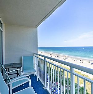 Baywatch Resort Tower 2 Oceanfront Condo With Pools! photos Exterior