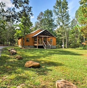 Peaceful Cabin With Deck, 3 Mi To Little River Canyon photos Exterior