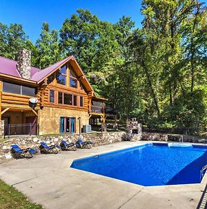 Upper Lodge Brevard Cabin On 80 Acres With Pool! photos Exterior